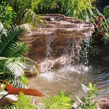Universal Rocks Water Features