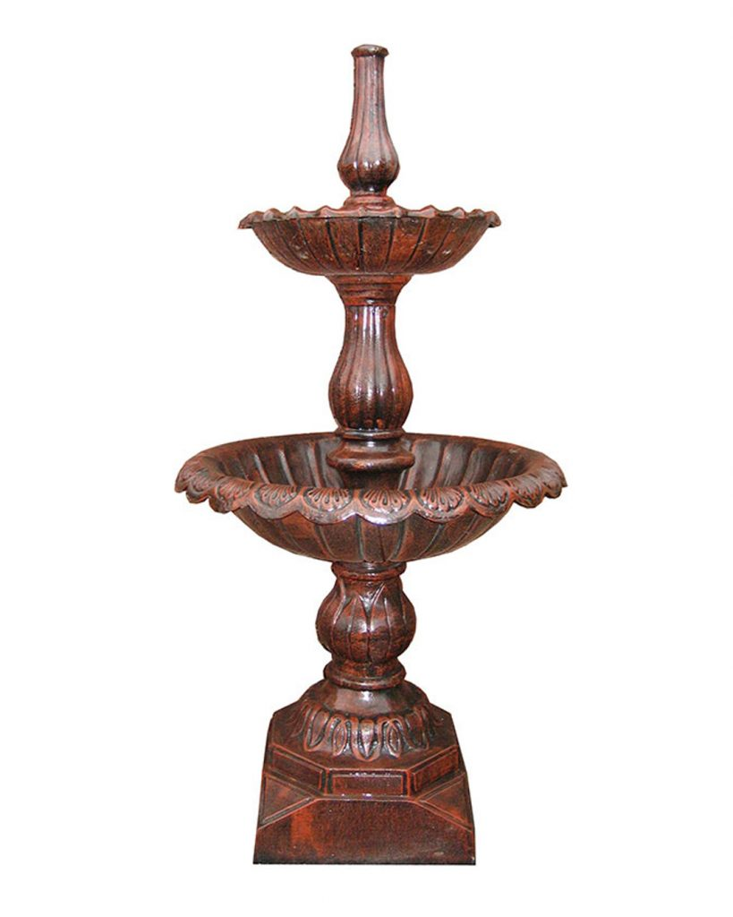 Cast Iron Water Features